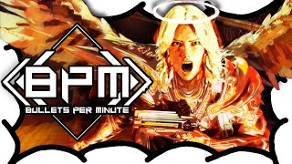 Amazing Rhythm Shooter! - [BPM: Bullets Per Minute GAMEPLAY PREVIEW] (Video Game Video Review)