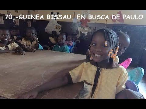 70.- GUINEA BISSAU. EN BUSCA DE PAULO (DOS BICIS SIN DESTINO)