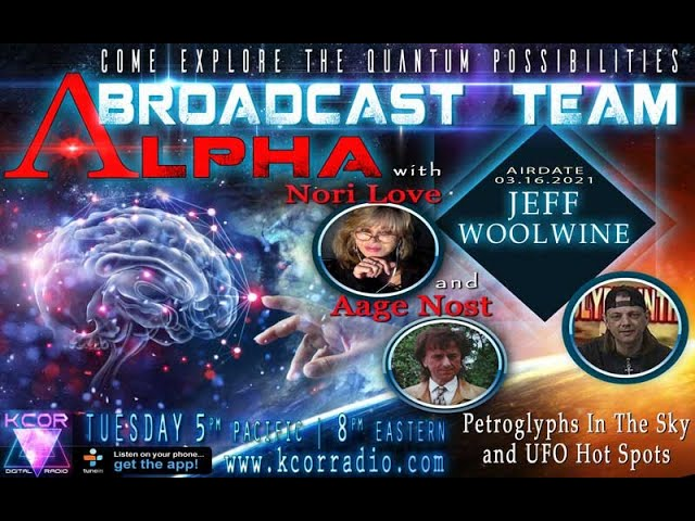 Jeff Woolwine-Mysteries of the Phoenix Lights-Petroglyphs in the sky and UFO hot spots