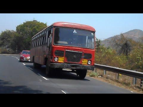Mumbai Goa National Highway (NH-66) - Kamathe Ghat, Chiplun | MSRTC BUSES
