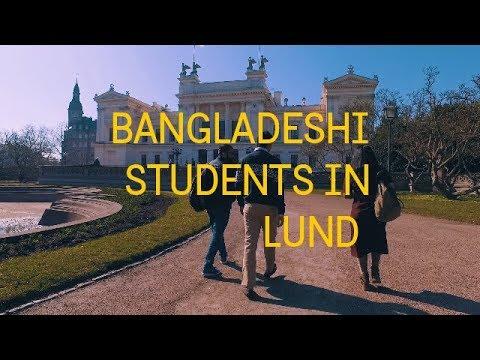 BANGLADESHI STUDENTS STUDYING IN LUND UNIVERSITY