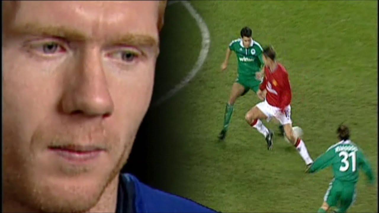Paul Scholes....He Scores Goals