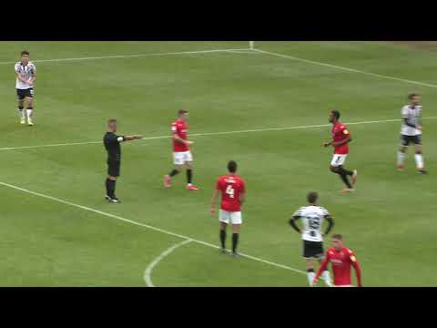 Port Vale Salford Goals And Highlights
