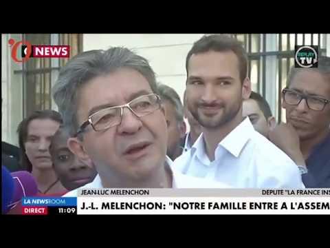 JEAN-LUC MÉLENCHON TACLE LE DÉPUTÉ CÉDRIC VILLANI !!