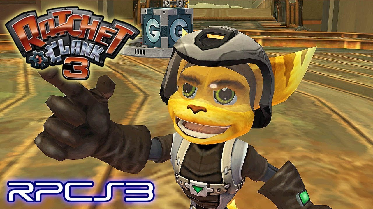 Ratchet Clank 3 Up Your Arsenal Hd Rpcs3 Gameplay Ps3 Emulator 1440p 60ᶠᵖˢ Hd Youtube