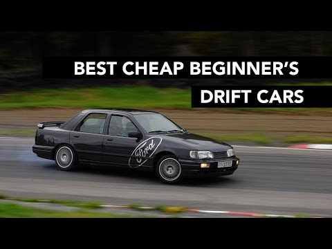 8 Of The Best Affordable Drift Cars For Beginners - YouTube