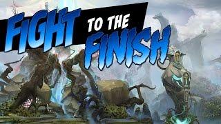 Dota 2 Fight to the Finish (Comeback) - Ep. 1 (Pilot)