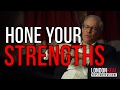 HONE YOUR STRENGTHS | Joel Salatin | London Real