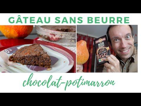 🎂gÂteau-chocolat-potimarron-sans-beurre-(recette-d'hervÉ-cuisine)-|-lundi-vert-n°100