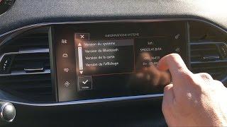 Mise à jour firmware 5.41.B.R4 SMEG+ Peugeot 308 2 et C4 Picasso 2