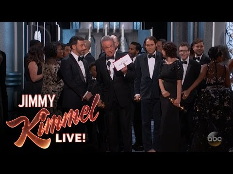 Jimmy Kimmel Reveals What Really Happened at Craziest Oscars Ever