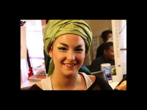 Florentine Opera: Papagena make up transformation