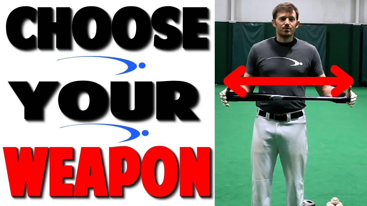 How To Pick Your Bat Size | Baseball Hitting (Pro Speed Baseball)