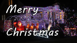 2020 Christmas Lights ( Merry Christmas to my Viewers )