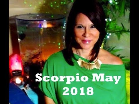 SCORPIO MAY 2018 Tarot Reading Unexpected Surprises in Relationships as Uranus enters your 7th House