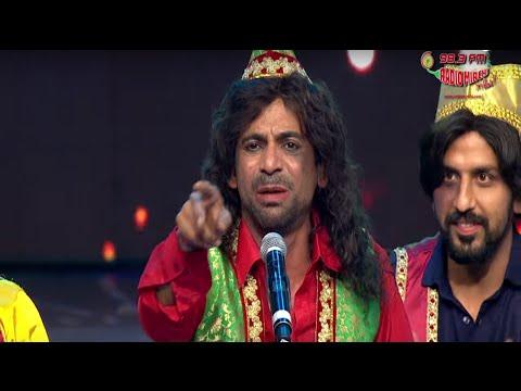 Sunil Grover Redefines Qawali At #RSMMA! | Radio Mirchi