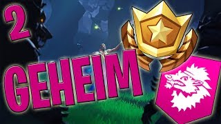 GEHEIMER BATTLE PASS STERN / BANNER WOCHE 2 SAISON 6 ☆ FORTNITE BATTLE ROYALE DEUTSCH