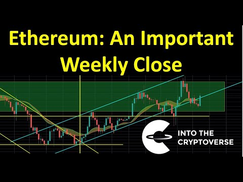 Ethereum: An Important Weekly Close
