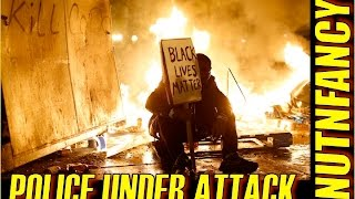 will the police quit policing cops attacked in america