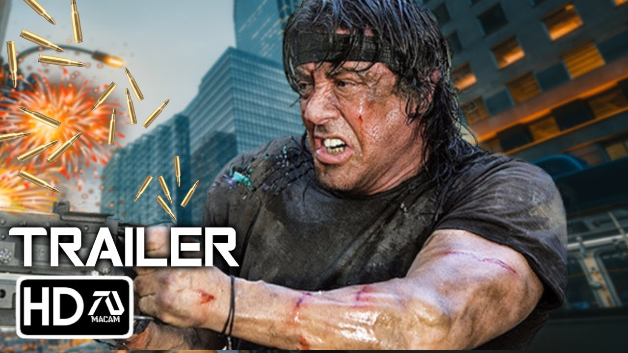 Download RAMBO 6: FOREVER Trailer - Sylvester Stallone   The Franchise Finale (Fan Made)