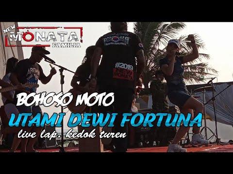 BOHOSO MOTO UTAMI D.F NEW MONATA LIVE LAP. KEDOK TUREN (AZOKA) AREMA ZONA KOREA🇰🇷
