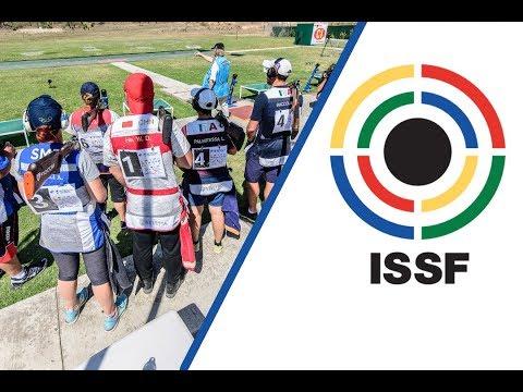 Trap Mixed Team Final - 2018 ISSF World Cup in Guadalajara (MEX)