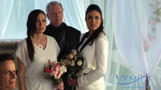 Venice the series Lara/Ani/Gina scène du mariage saison 4 FR