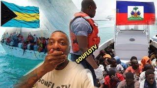 Bahamians vs Haitians Jamaicans what would you do