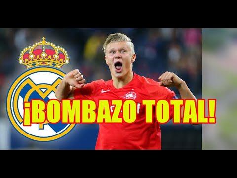 Download BOMBAZO HAALAND | Barzhagi afirma que el Real Madrid está más cerca de fichar a Haaland