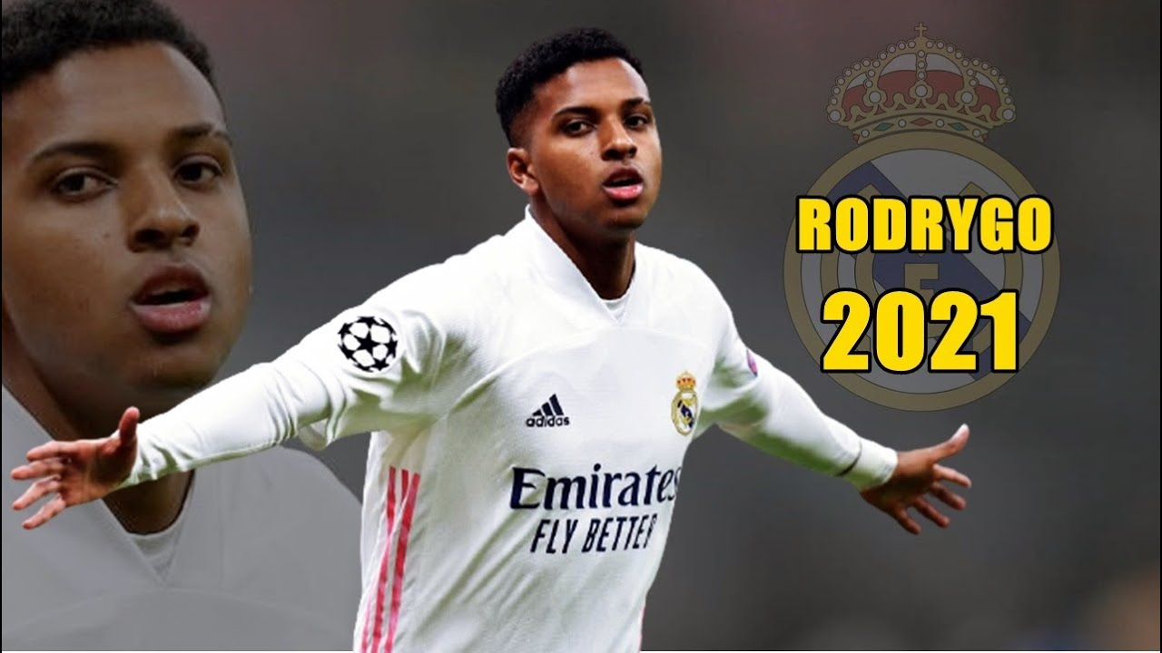 ⭐ Rodrygo's amazing rise from Brazil to fulfilling Real Madrid dream!