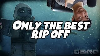 The Best Worst Rip Off - Counter Blox Roblox Offensive