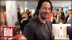 Keanu Reeves macht keine Stunts mehr - John Wick Kapitel 2