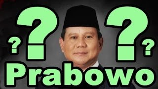 Prabowo :: Wita Wanita :: Education Channel for Indonesia about Society, Politics and Sex