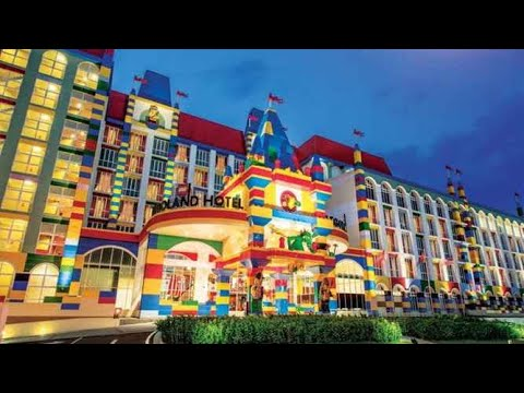 Tkon Channel #28 Legoland Malaysia - YouTube