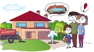 Doodlevideo для рекламы станции биологической очистки DANLEN