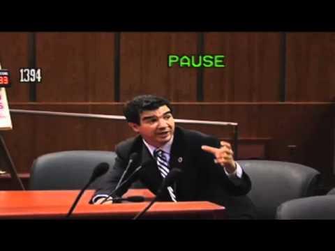 NYC Council Member Ydanis Rodriguez Testifies at Rent Regulation Forum