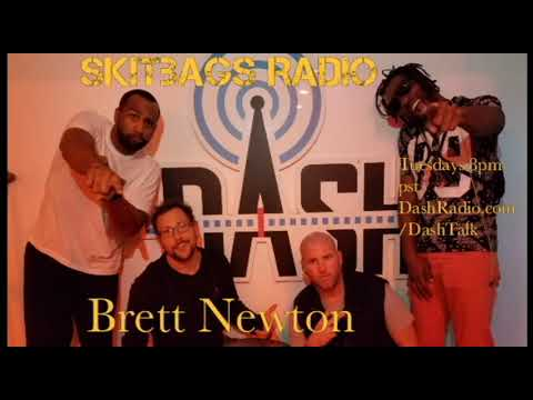 Skitbags Radio - Brett Newton