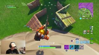 10 kill action packed Fortnite game!!!