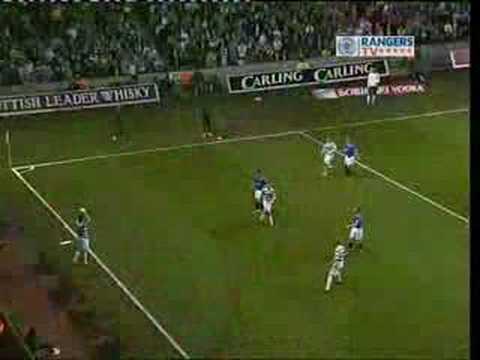Bar 72 - Celtic 2 Rangers 1