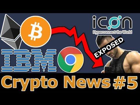 IBM steht hinter BLOCKCHAIN, Google gegen ILLEGALES MINING & Crypto ABZOCKEN!