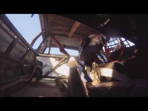 Adam Snyder - Hobby Stock Feature Floor Cam - Murray County Speedway 6-23-17