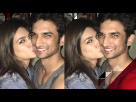 Thumbnail: Kriti Sanon finally reacts on her relationship with Sushant Singh Rajput | Bollywood News