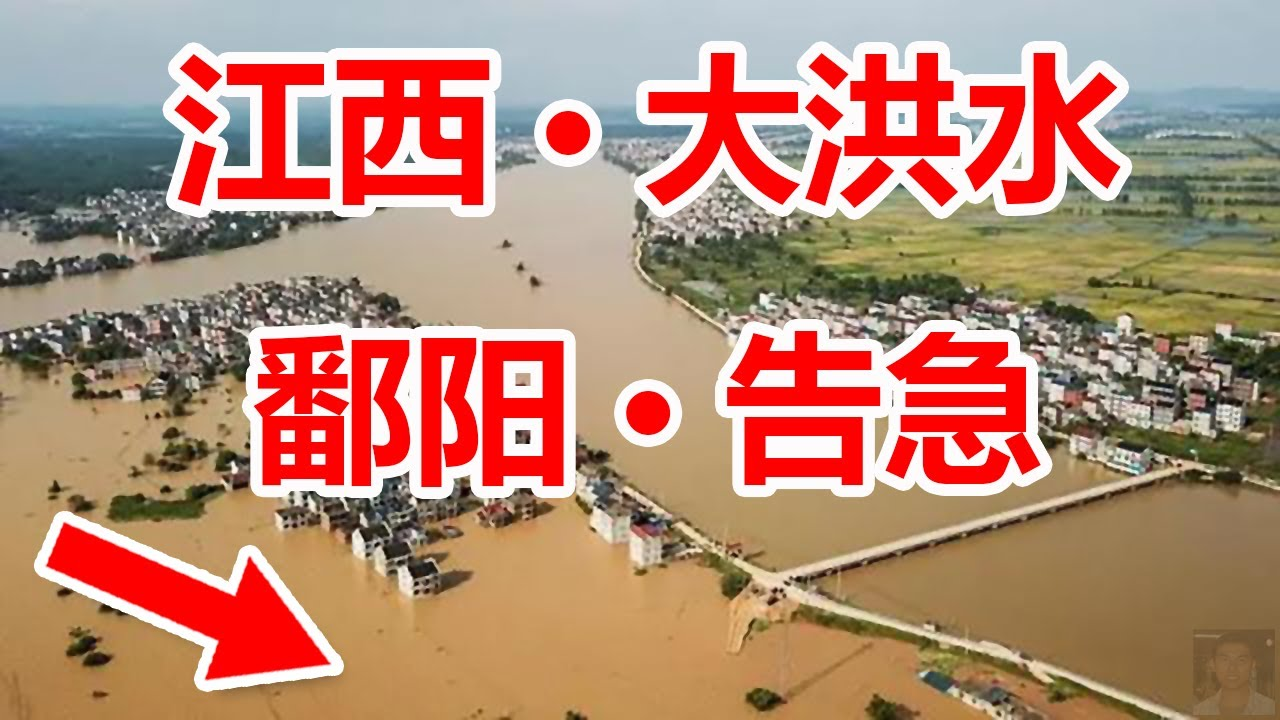 江西遭遇本世纪最大洪水!🔴鄱阳湖正在急剧变大!江西鄱阳湖区和长江九江段防汛形势异常严峻,✳️鄱阳湖流域正面临1998年以来最为严峻的防洪形势。鄱阳湖星子站已高于1998年历史最高洪水位。
