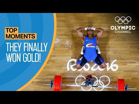 Top 5 Athletes Who Finally Won Gold | Top Moments
