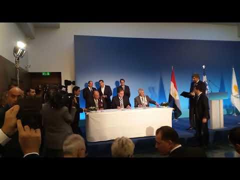 Ελούντα Σύνοδος Κορυφής υπογραφές συμφωνιών