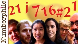 Favourite Numbers - Numberphile