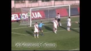 Огляд голів «Буковини» в першій частині чемпіонату