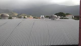 Frente fria muda o tempo em Caraguatatuba