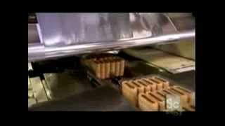 How It's Made Fig Newton Cookies - Discovery Channel Science