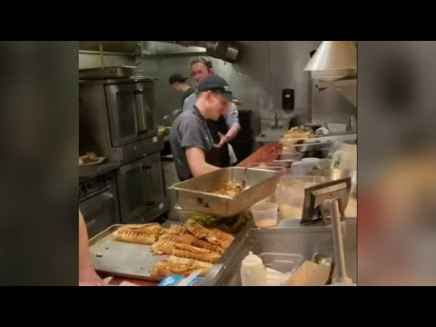 Metro Detroit Group Helps Local Restaurants By Buying Food For Hospital Workers